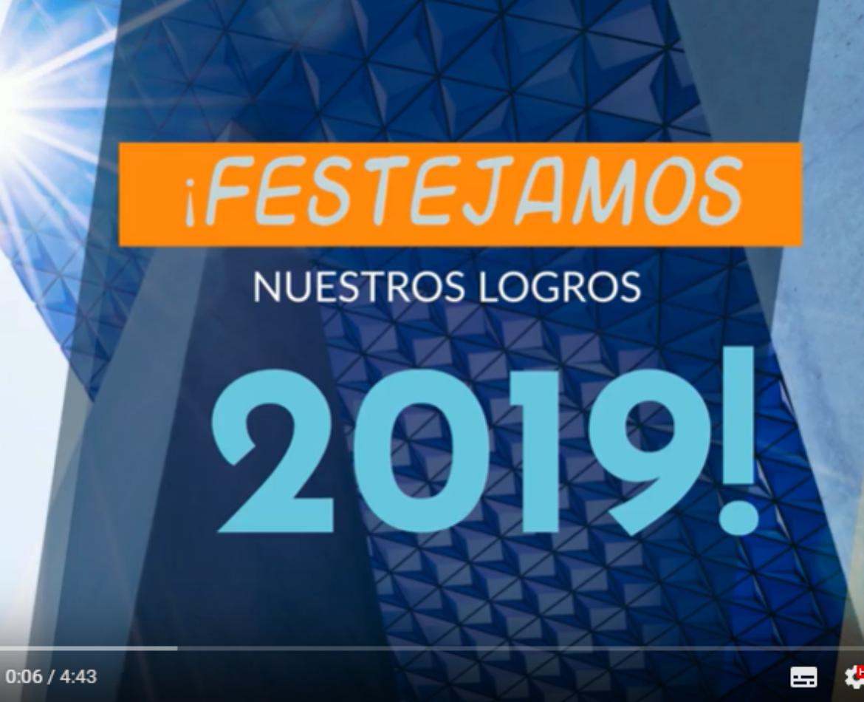 ¡Adiós 2019, bienvenido 2020!