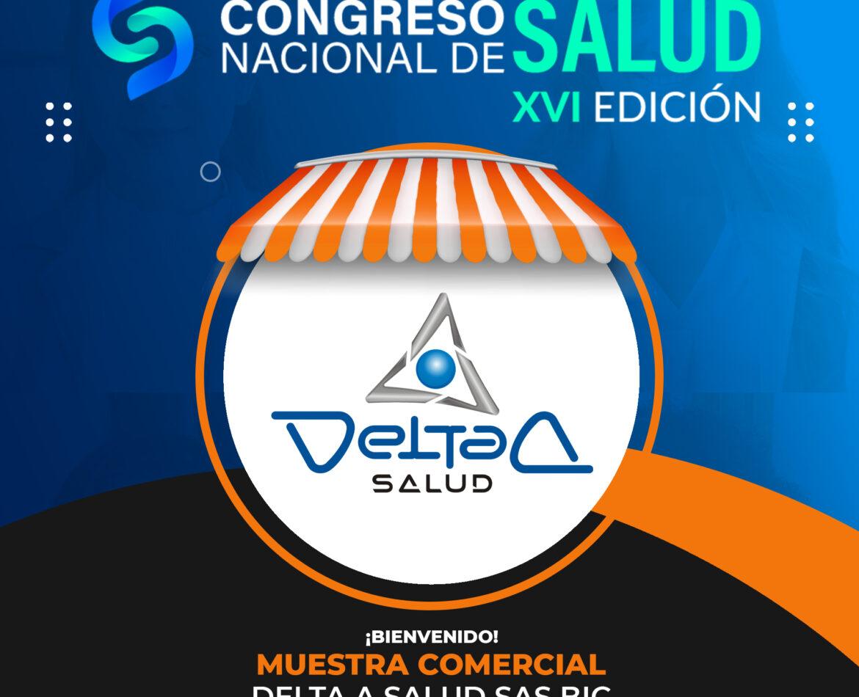 Estaremos en el XVI Congreso Nacional de Salud 2021
